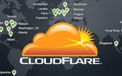 Parteneriat HostX – CloudFlare :: viteza si securitate sporite