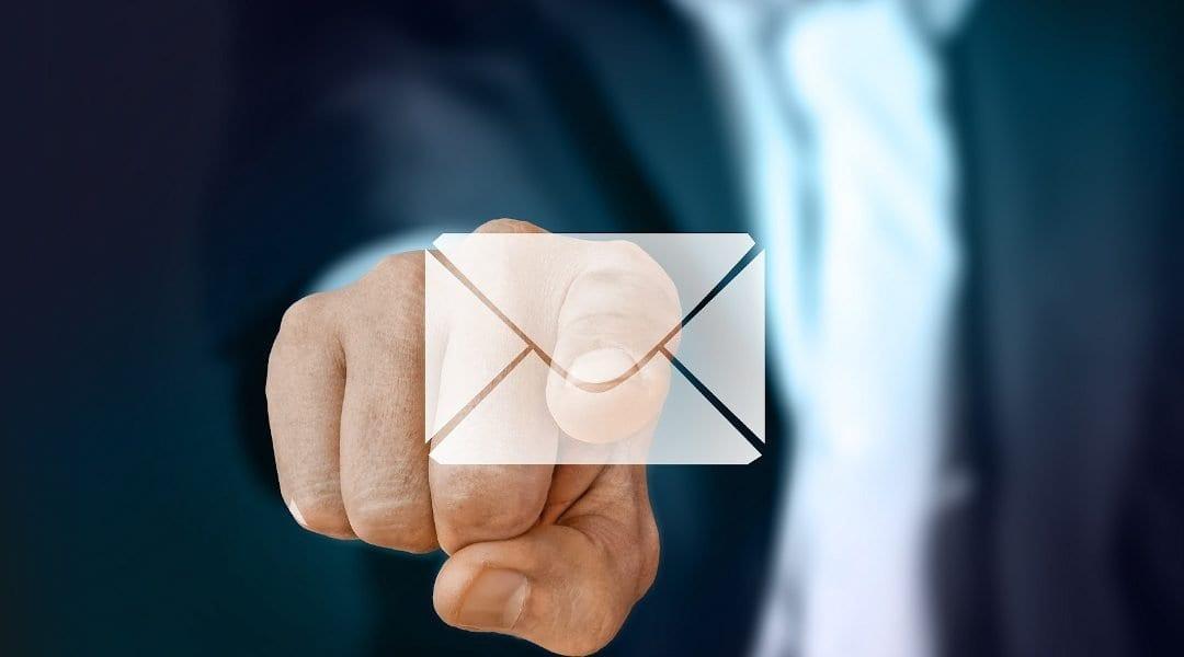 Adresele gratuite de email scad increderea in afacerea dvs. De ce ?